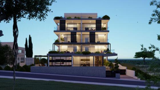 Athinon Residence