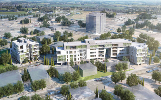 Larnaca Social Housing Competition